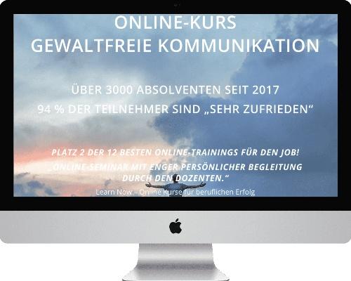 Gratis Online-Kurs Gewaltfreie Kommunikation