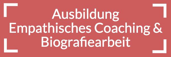 Coachingausbildung Gewaltfreie Kommunikation / Biografiearbeit