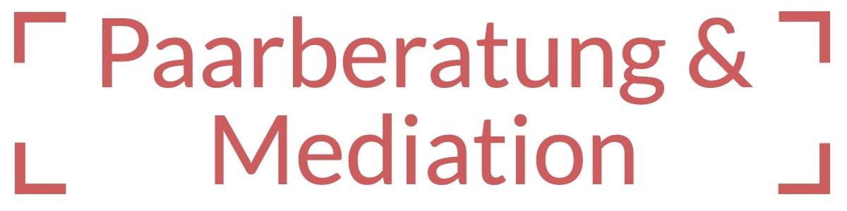 Paarberatung Mediation